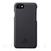"【iPhone8/7/6s/6 ケース】""A.INIESTA Signature Model"" German Shrunken-calf Genuine Leather Shell Case"