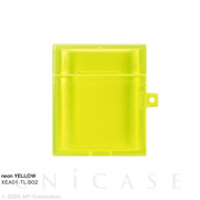 【AirPods ケース】TILE neon (YELLOW)