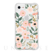 【iPhoneSE(第2世代)/8/7/6s/6 ケース】RIFLE PAPER × Case-Mate (Wild Flowers)