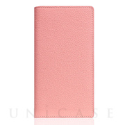【iPhoneSE(第2世代)/8/7 ケース】Full Grain Leather Case (Light Rose)