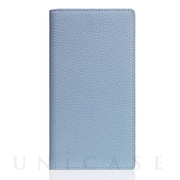 【iPhoneSE(第2世代)/8/7 ケース】Full Grain Leather Case (Powder Blue)