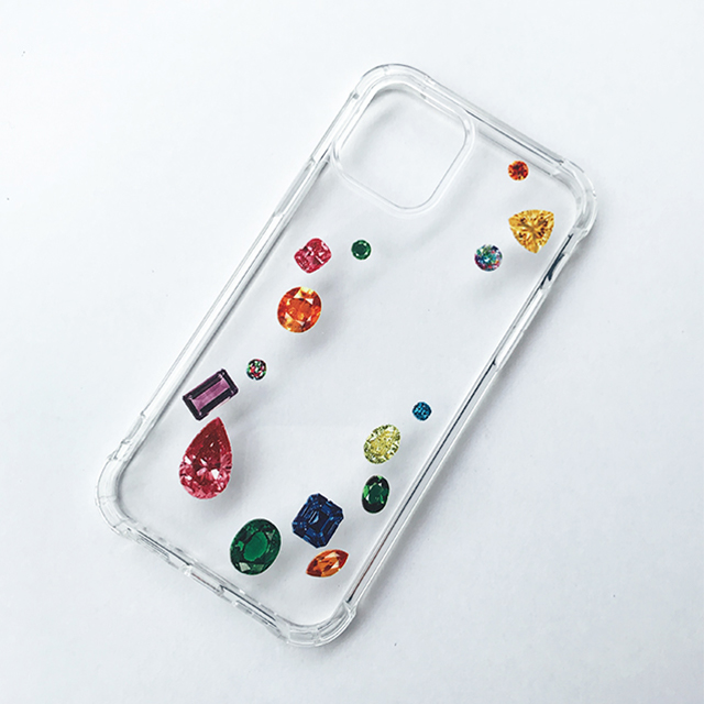 【iPhone11 Pro ケース】FLAIR CASE & CASE (JEWELRY)