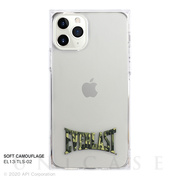 【iPhone11 Pro ケース】EVERLAST TILE SOFT (CAMOUFLAGE)