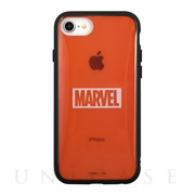【iPhoneSE(第2世代)/8/7/6s/6 ケース】MARVEL IIII fit Clear (ロゴ)