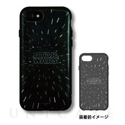 【iPhoneSE(第2世代)/8/7/6s/6 ケース】STAR WARS IIII fit Clear (LOGO)