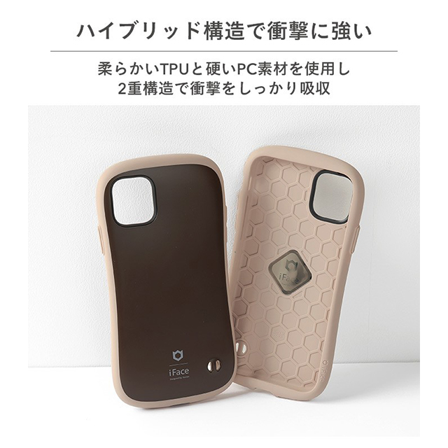 【iPhoneXS/X ケース】iFace First Class Cafeケース (カフェラテ)サブ画像