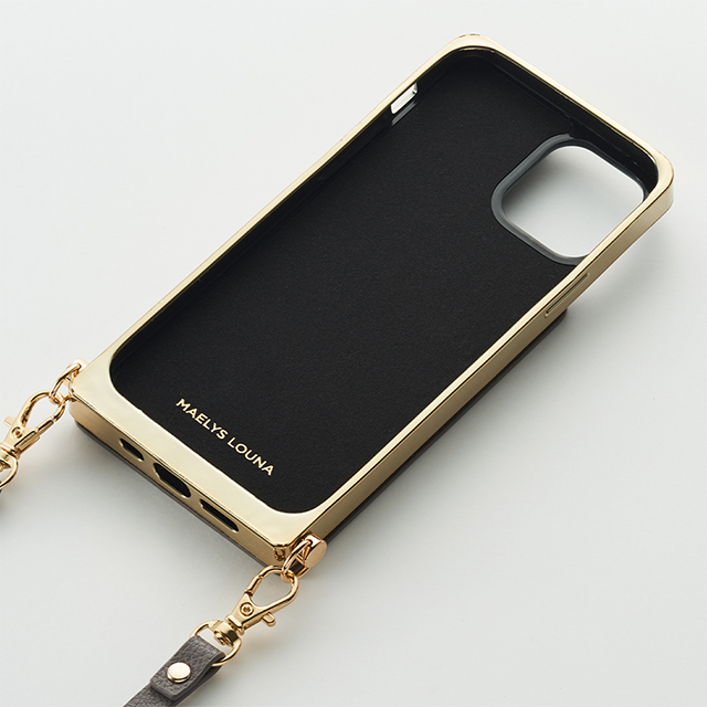 【iPhone12/12 Pro ケース】Cross Body Case for iPhone12/12 Pro (ivory)goods_nameサブ画像