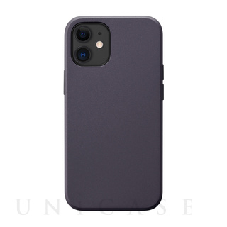 【iPhone12 mini ケース】Smooth Touch Hybrid Case for iPhone12 mini (purple)