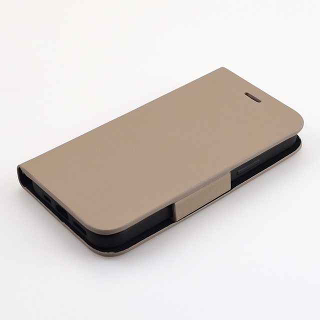 【iPhone12/12 Pro ケース】Daily Wallet Case for iPhone12/12 Pro (gray blue)サブ画像