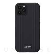 【iPhone12/12 Pro ケース】ZERO HALLIBURTON Hybrid Shockproof Case for iPhone12/12 Pro (Black)
