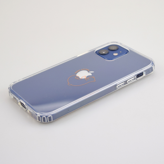 【iPhone12/12 Pro ケース】HANG ANIMAL CASE for iPhone12/12 Pro (ねこ)サブ画像