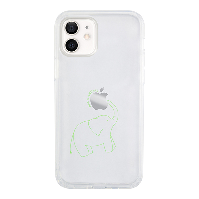 【iPhone12/12 Pro ケース】HANG ANIMAL CASE for iPhone12/12 Pro (ぞう)サブ画像