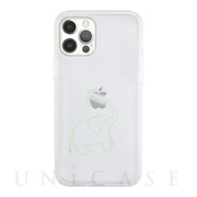 【iPhone12/12 Pro ケース】HANG ANIMAL CASE for iPhone12/12 Pro (ぞう)