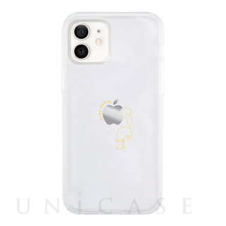 【iPhone12 mini ケース】HANG ANIMAL CASE for iPhone12 mini (りす)