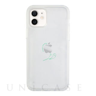 【iPhone12 mini ケース】HANG ANIMAL CASE for iPhone12 mini (いんこ)