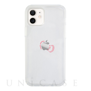 【iPhone12 mini ケース】HANG ANIMAL CASE for iPhone12 mini (はりねずみ)