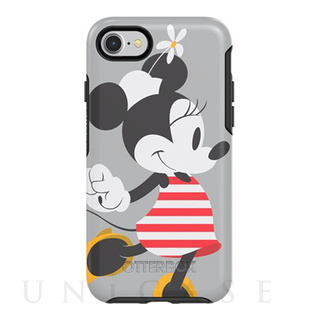 【iPhoneSE(第2世代)/8/7 ケース】Symmetry Series Disney Classics (Disney Minnie Stripes)