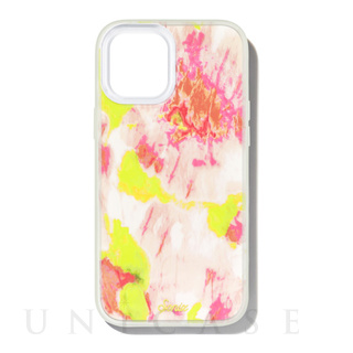 Sonix(ソニックス)【iPhone12/12 Pro ケース】AntiMicrobial Clear Coat (WATERMELON GLOW)
