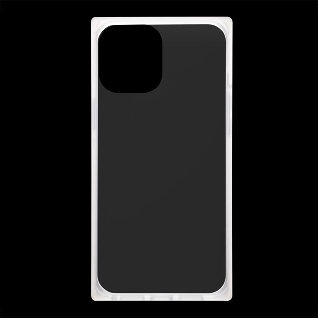 "【iPhone12 Pro Max ケース】""Glassty"" Glass Hybrid Shell Case (Clear)サブ画像"