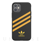 【iPhone12 mini ケース】Moulded Case SAMBA FW20 (Black/Gold)