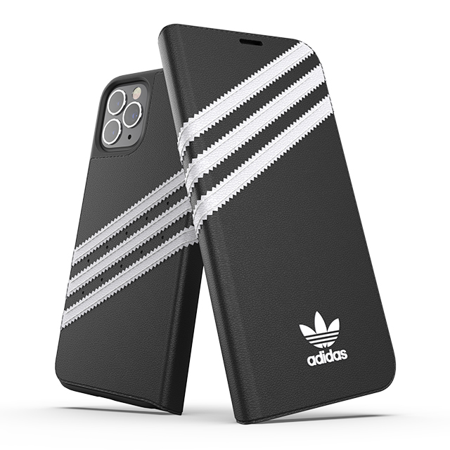 【iPhone12/12 Pro ケース】Booklet Case SAMBA FW20 (Black/White)サブ画像