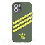 【iPhone12/12 Pro ケース】Moulded Case SAMBA FW20 (Wild Pine/Acid Yellow)