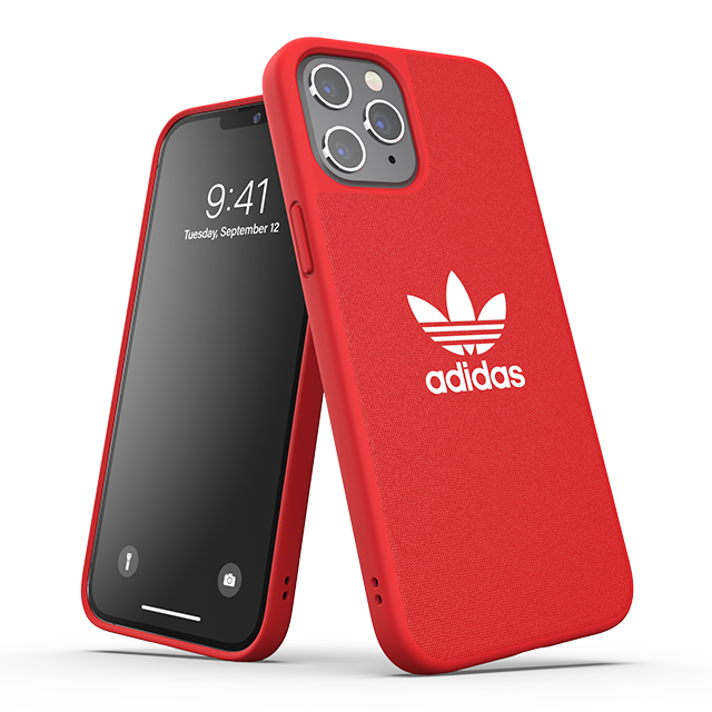 【iPhone12 Pro Max ケース】Moulded Case CANVAS FW20 (Scarlet)サブ画像