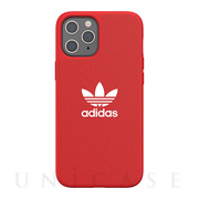 【iPhone12 Pro Max ケース】Moulded Case CANVAS FW20 (Scarlet)