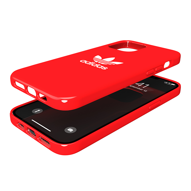 【iPhone12 Pro Max ケース】Snap Case Trefoil FW20 (Scarlet)