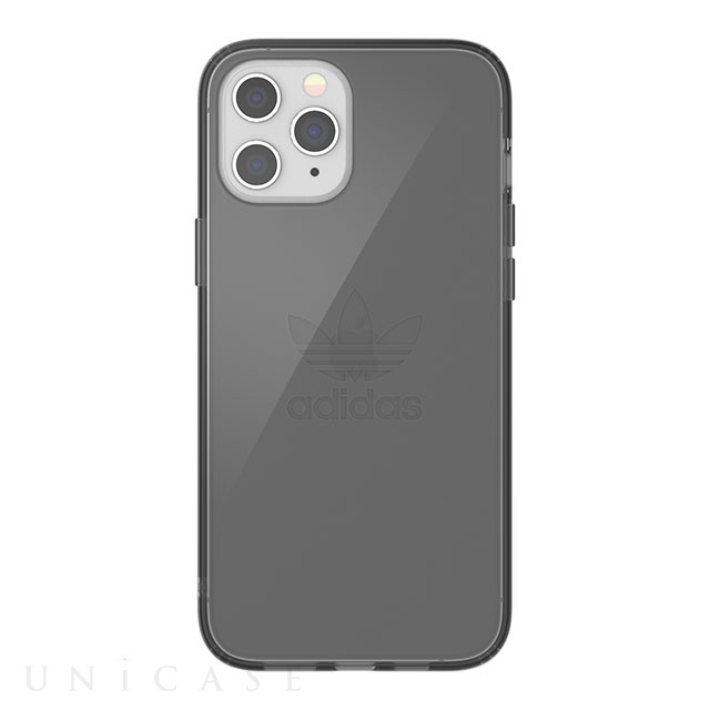 【iPhone12 Pro Max ケース】Protective Clear Case FW20 (Smokey Black)