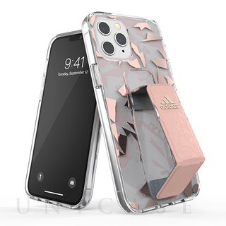 【iPhone12 Pro Max ケース】Clear Grip Case FW20 (Pink Tint)