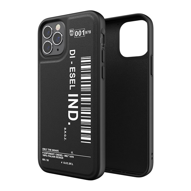 【iPhone12/12 Pro ケース】Moulded Case Core FW20 (Black/White)サブ画像