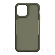 【iPhone12/12 Pro ケース】Survivor Endurance (Olive Green/Bone White/Smoke)