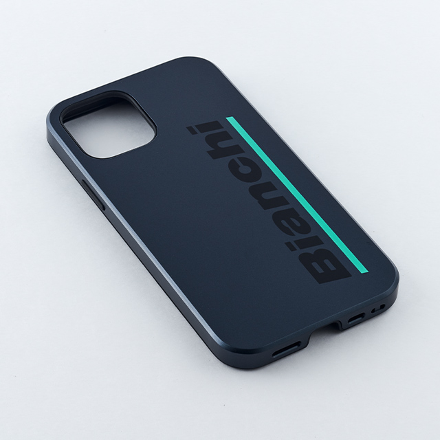 【iPhone12/12 Pro ケース】Bianchi Hybrid Shockproof Case for iPhone12/12 Pro (steel black)サブ画像