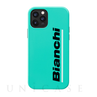 【iPhone12/12 Pro ケース】Bianchi Hybrid Shockproof Case for iPhone12/12 Pro (celeste)