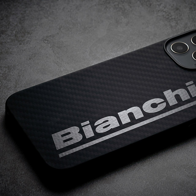 【iPhone12/12 Pro ケース】Bianchi Ultra Slim Aramid Case for iPhone12/12 Proサブ画像