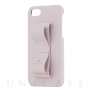 【iPhoneSE(第2世代)/8/7 ケース】SLIM WRAP CASE STAND & RING RIBBON (Sakura Pink)