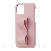 【iPhone12/12 Pro ケース】SLIM WRAP CASE STAND & RING RIBBON (Sakura Pink)