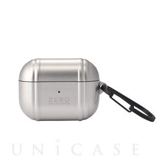 【AirPods Pro ケース】ZERO HALLIBURTON AirPods Pro Shockproof Case(Silver)