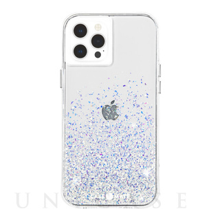 【iPhone12 Pro Max ケース】抗菌・耐衝撃ケース Twinkle Ombre (Stardust)