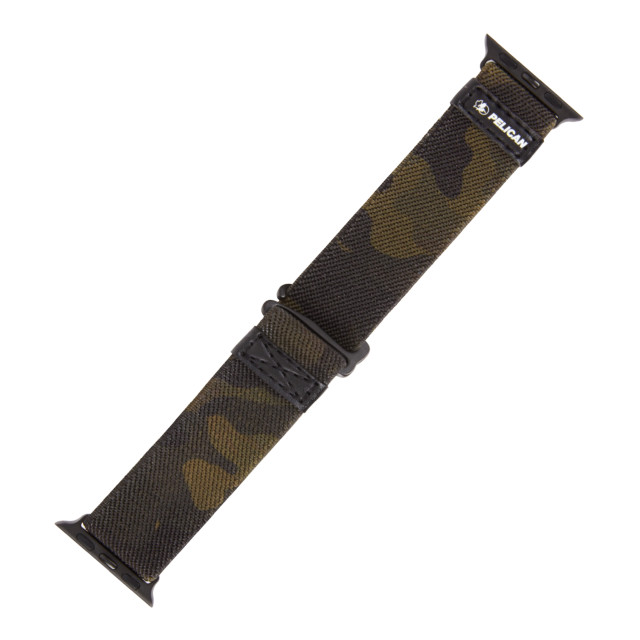 【AppleWatch SE/Series6/5/4/3/2/1(44/42mm) バンド】ウォッチバンド Protector Band (Camo Green)サブ画像