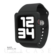 【AppleWatch SE/Series6/5/4(44mm) ケース】TILE Apple Watch Band Case (BLACK)