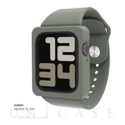 【AppleWatch SE/Series6/5/4(44mm) ケース】TILE Apple Watch Band Case (KHAKI)