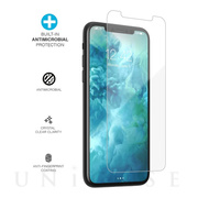 【iPhone11 Pro/XS/X フィルム】抗菌・強化ガラスフィルム CleanScreenz Antimicrobial Glass Screen Protector