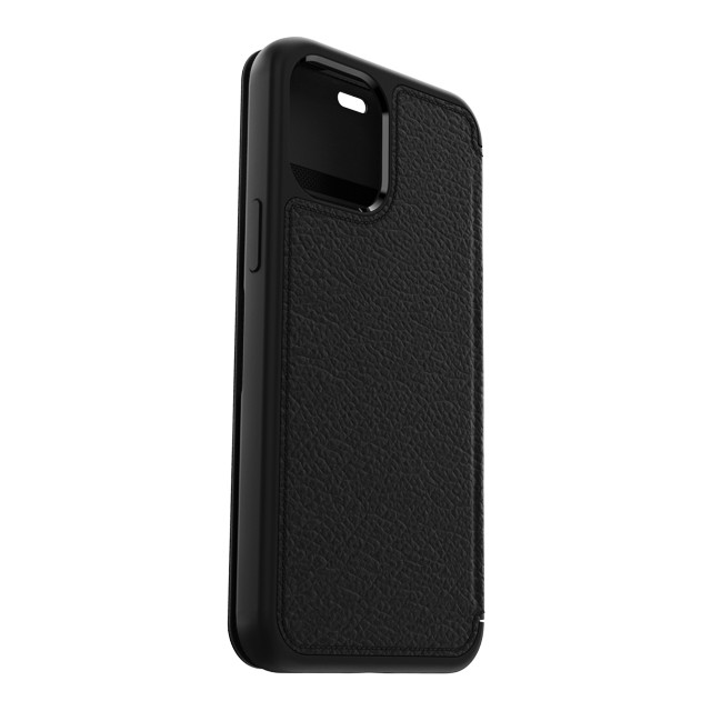【iPhone12 Pro Max ケース】Symmetry Leather Folio Series (SHADOW)