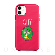 【アウトレット】【iPhone11/XR ケース】OOTD CASE for iPhone11 (SHY mask man)