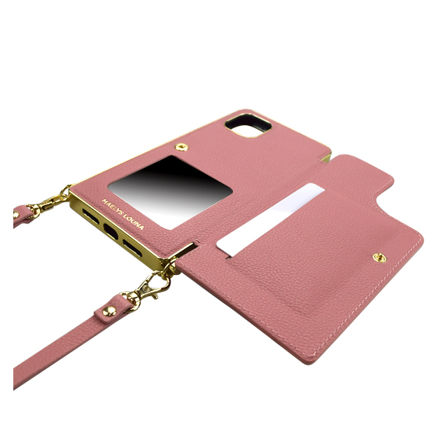 【アウトレット】【iPhone11/XR ケース】Cross Body Case for iPhone11 (pink)サブ画像
