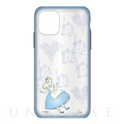 【iPhone12/12 Pro ケース】ディズニーキャラクター IIII fit Clear (アリス)