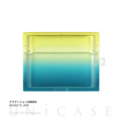 【AirPods Pro ケース】TILE COCKTAIL (グラデーションGREEN)