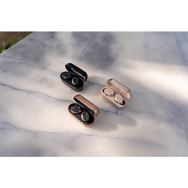 【完全ワイヤレスイヤホン】N6 mini WATERPROOF TRULY WIRELESS STEREO EARBUDS (ブラック)